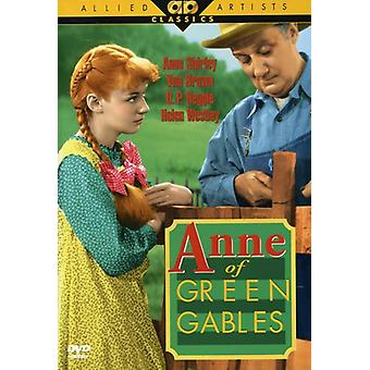 Importer des USA de Anne of Green Gables [DVD]