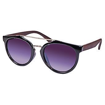 Sunglasses Unisex black / dark brown (ml-6603)