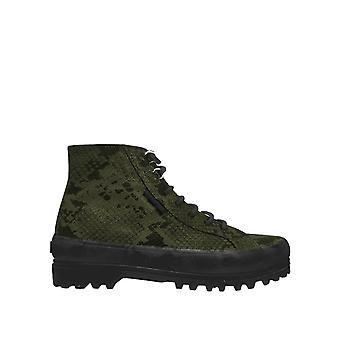 Superga Women's 2341 Alpina Synsnakew High Top Sneakers
