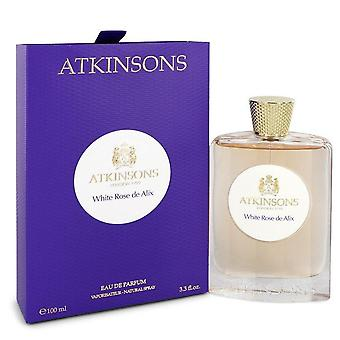 White Rose De Alix Eau De Parfum Spray By Atkinsons 3.3 oz Eau De Parfum Spray