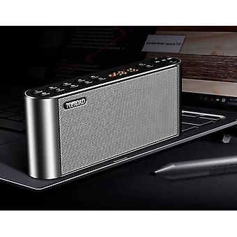 Hifi Bluetooth Portable Wireless Super-bass, Dual Speakers Soundbar