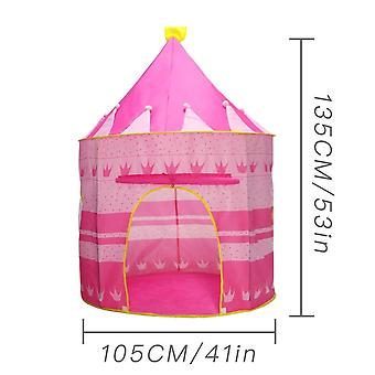 Stylish Princess, Prince Play Tent, Portable Foldable Castle
