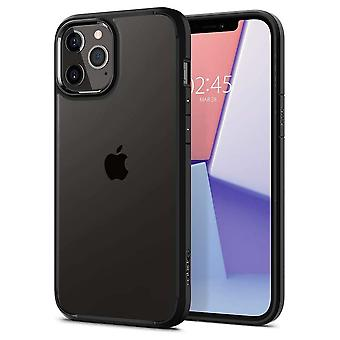 Case For iPhone 12 Pro Max (6.7) Ultra Hybrid Black Mat