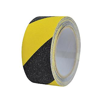 Faithfull Anti-Rutsch-Band 50mm x 5m schwarz & gelb Hazard 0808505BYTB6