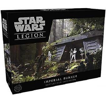 Star Wars Legion Imperial Bunker Battlefield Expansion Pack for Board Game