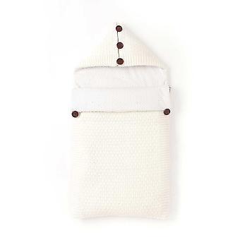 طفل النوم أكياس حديثي الولادة Swaddle التفاف العباءات الشتاء عربة النوم كيس