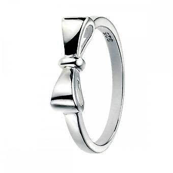 Elements Silver Bow Ring R3453