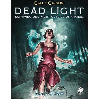 Dead Light & Other Dark Turns Call of Cthulhu RPG 7th Edition