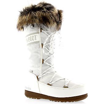 Womens Tecnica Original Moon Boot Monaco Waterproof Knee High Winter Snow Boots