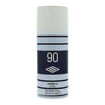 Umbro White Deo Body Spray 150ml For Him
