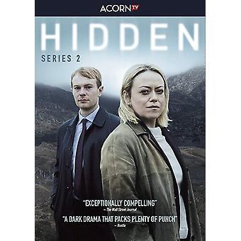 Hidden: Series 2 [DVD] USA import