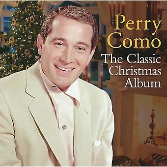 Perry Como - Classic Christmas Album [CD] USA import