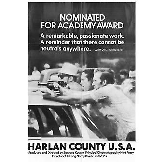 Harlan County USA Movie Poster Print (27 x 40)