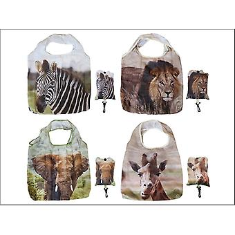 Fallen Fruits Reusable Shop Bag Folding Africa Assorted TP153