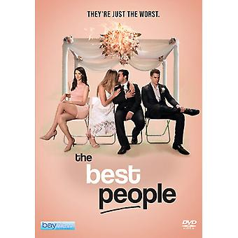 Best People [DVD] USA import