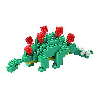 Nanoblock - stegosaurus