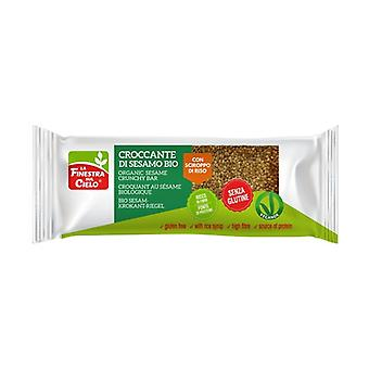 Sesame Crunchy Bar 1 bar of 25g