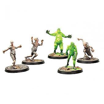 Fallout Wasteland Warfare Varelser Ghouls