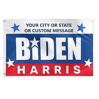 Biden Harrisin poliittinen presidentinvaalilippu 3x5 jalkaa