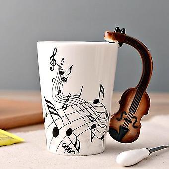Keraaminen muusikkomuki