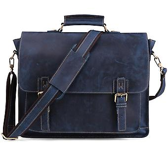 Business Travel Leather Bag