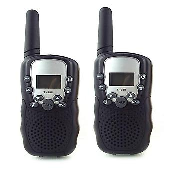 Walkie, Talkies, Toy, Two Way, Radio Uhf Long Range Handheld Transceiver Kids