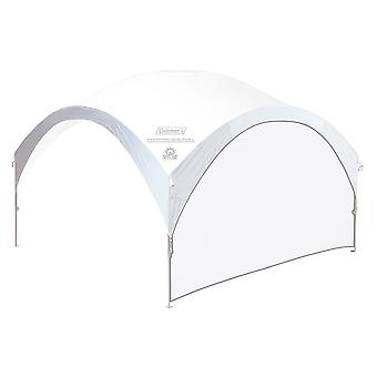 Coleman white m sunwall for fastpitch event shelter medium