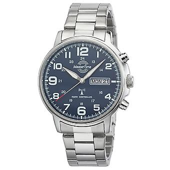 Mens Watch Master Time MTGA-10622-20M, Quartz, 45mm, 3ATM
