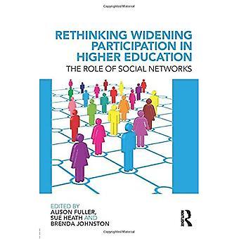 Nytænkning udvidelse af deltagelsen i videregående uddannelse: De sociale netværks rolle