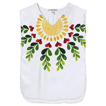 Happy Sun Poncho -rannan peittely