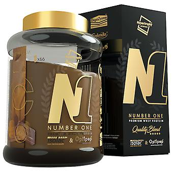 Hypertrophy Nutrition Number One Chocolate 2 kg