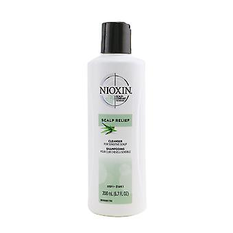Scalp relief cleanser (for sensitive scalp) 261317 200ml/6.7oz