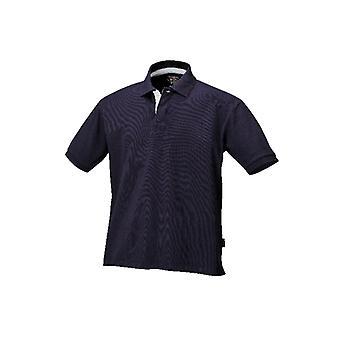 Beta 075460000 7546BL /XS X/liten tre-knappars Polo Shirt blå