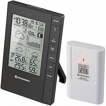 weather station TemeoTrend FSX 10 x 2 x 16 cm black