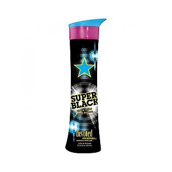 Creaciones Devotas Super Black Juice Based XXX Bronzer Tanning Lotion - 250ml