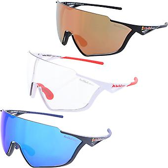 Red Bull SPECT Unisex Pace Smoked Mirror Lense Active Sports Sunglasses