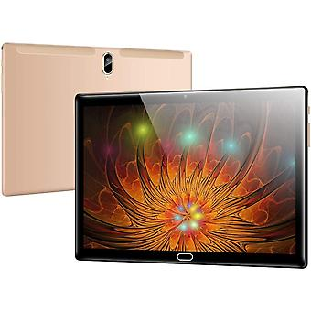 FengChun Tablet 10 Zoll Android 10.0, 4G LTE, Octa Core, 4 GB RAM 64 GB ROM, HD (1280 x 800), Dual