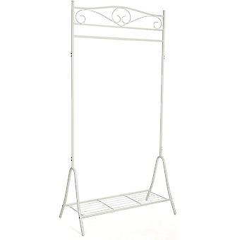 FengChun Hhe 173 cm Metall Antik Kleiderstnder Kleiderstangen Garderobenstnder mit