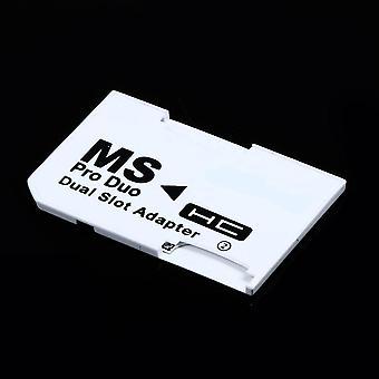 Minnekortadapter Micro Sd Tf Flash Card Til MinnePinne Ms Pro Duo
