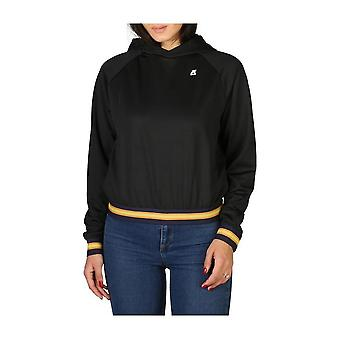 K-Way - Clothing - Sweater - K00A530-K02 - Women - Schwartz - 7