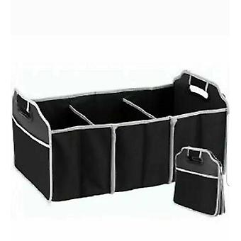 Foldable Car Boot Organiser  Shopping Storage