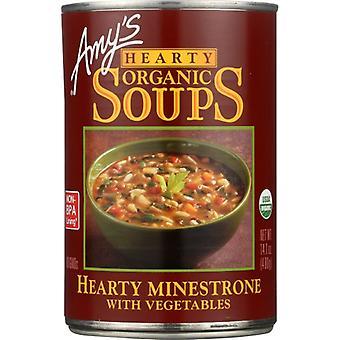 Amys Soup Mnstrne Vgtbls, Case of 12 X 14.1 Oz