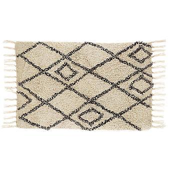 Sass &amp בל ברבר בסגנון יהלומים שטיח טאפטד