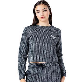 Hype Girls Bella Crop Sweatshirt