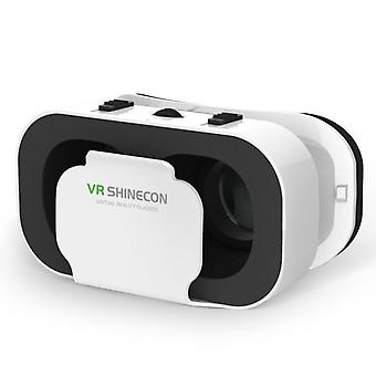 Android Ios Smart Phones Vr Virtual Reality 3d Glasses, Box Headset