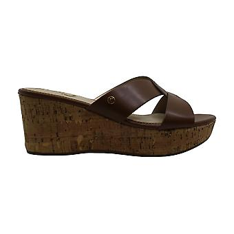 Circus by Sam Edelman Womens G3745S2001 Leather Open Toe Casual Platform Sandals