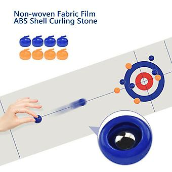 Table Top Curling Game Kids Family Party Community Play Tabletops Curling Board