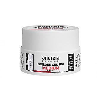 Gel à ongles Viscosité moyenne Andreia Light Tone (22 g)