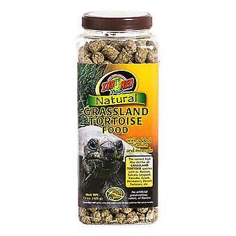 Zoo Med Natürliches Grasland Schildkrötenfutter - 15 oz