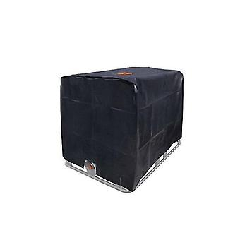 1000L IBC Water Tank Sunscreen Cover Outdoor Garden Protective Cover(120*100*116cm)